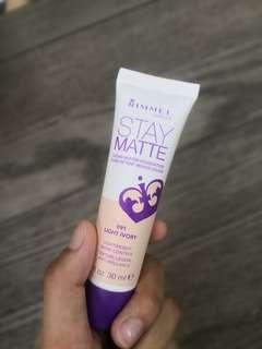 Rimmel Stay Matte Foundation