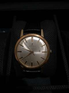 Juvenia rare swiss mens slimatic dress watch for royalty