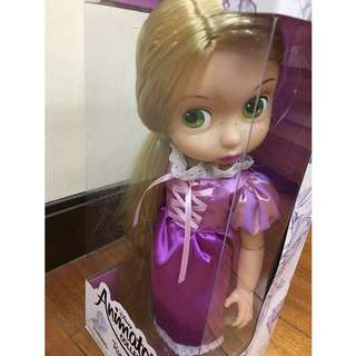 disney collection doll rapunzel