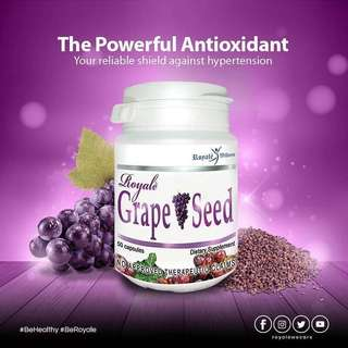 Health: Royale GrapeSeeds
