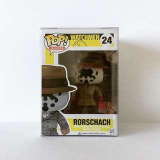 Rorschach Watchmen Funko Pop!