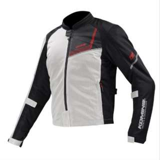 Komine JK 117 Full Mesh Jacket (Brand New): Motorcycle Jacket XL