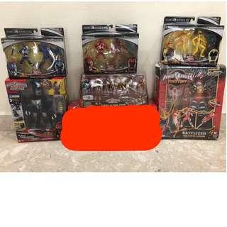 Power Ranger Lot