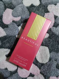 Estee Lauder Beautiful US tester perfume