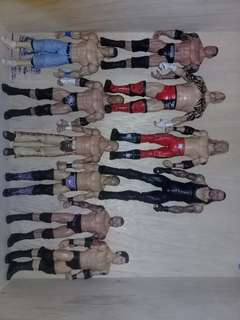 WWE Action Figures: Basic Series and Elite Collection