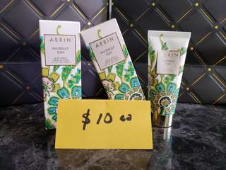 "AERIN ""GARDEN ROSE"" BODY CREAM"
