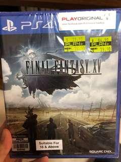 PS4 Final fantasy.XV
