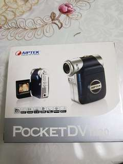 Pocket digital video
