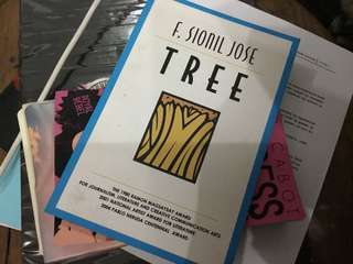 THRIFT BOOKS! Tree by F. Sionil Jose