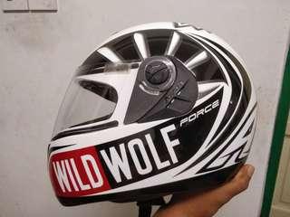 Helmet airoh wild wolf