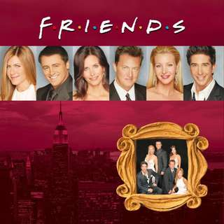 Friends Season 10 Episodes 9-12