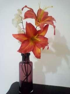 🚚 花+花瓶