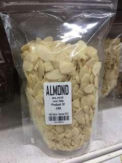 Almond slice 200g