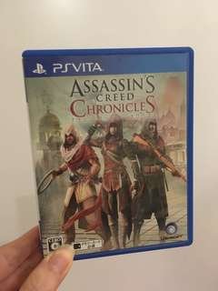 🚚 Assassin's Creed Chronicles