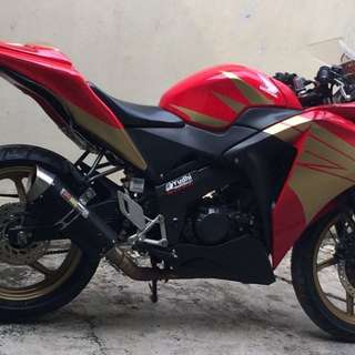 CbR 150R, bill up, thailand