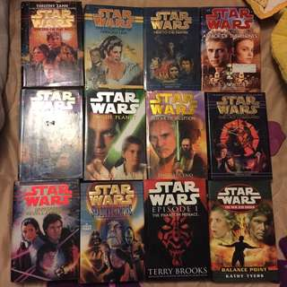 All Novel star wars for letgo