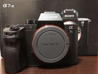 Sony a7s2/ a7sii body 連鏡