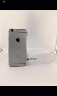 iPhone 6 32GB Space Grey