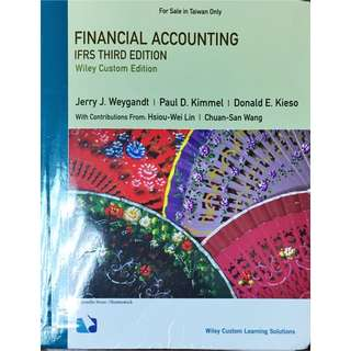 🚚 Financial Accounting IFRS third edition