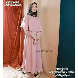 Gamis muslim wanita