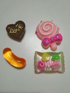 Sweets charms