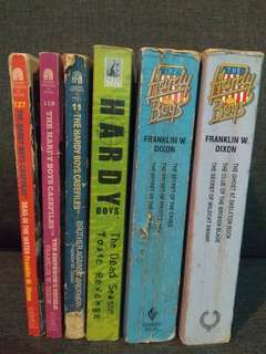 The Hardy Boys Assorted Collection
