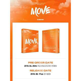 "SHINHWA 19TH ANNIVERSARY SUMMER LIVE ""MOVE"" BLURAY"