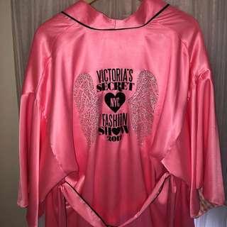 Limited Edition Victoria's Secret Silk Robe