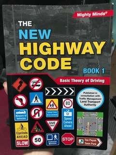 Basic Theory Of Driving BTT book