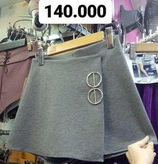Celana all size grey