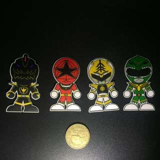 Power Rangers Tommy Oliver Set