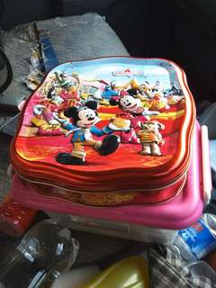 Original Disney Land Box