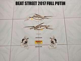 Striping Beat Street 2017 Full Putih