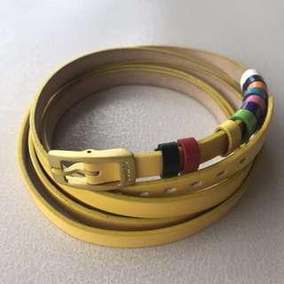 Authentic Swatch Wrap Around Bracelet