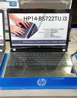 Kredit HP14-BS722TU.i3 Tanpa Kartu Kredit