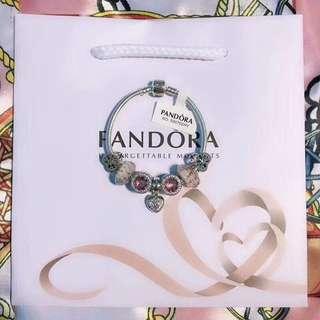 PANDORA手鏈有盒