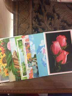 (BN) Promotion for this week-Set of 8 All Occasions/ Birthday Cards