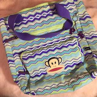 Paul Frank nylon shoulder bag