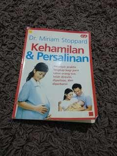 Preloved buku kehamilan & persalinan