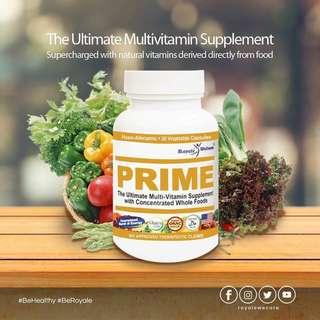 Health: Royale Prime (Multi-Vitamins)