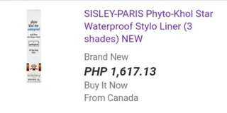 Water proof Stylo Liner (3 for 1000)