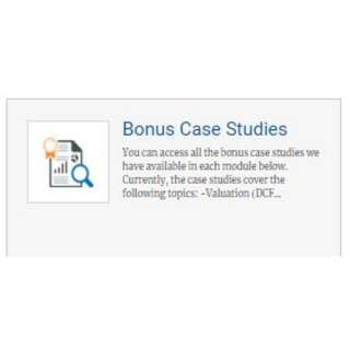 Breaking Into Wall Street (BIWS) - Bonus Case Studies course