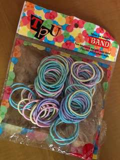 Rainbow Hair Bands