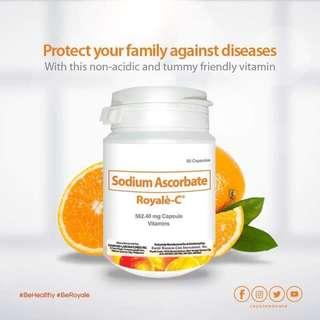 Health: Royale C (Vitamin C)