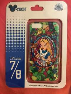 愛麗絲夢遊仙境 Alice in the wonderland iPhone 7/8 case