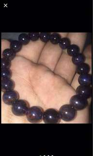{FS138} Sugilite Bracelet Triple AAA Grade 10mm