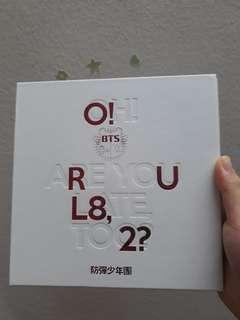WTS BTS ORUL82