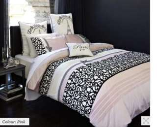 KING SIZE 5 PIECE SET