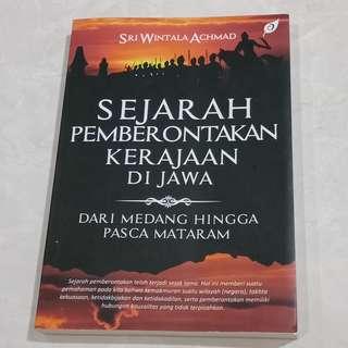 Sejarah Pemberontakan Kerajaan di Jawa