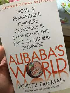 🚚 *New* Alibaba's World book